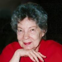 Mary Jacqueline Dzubara