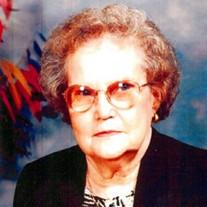 Alberta D. Capps (Elrod