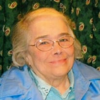 Martha Ruth Tracy