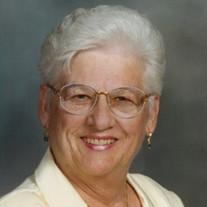 Donna May Vandersall