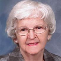 """Aileen  R.  """"Peg""""  McQuilkin"""
