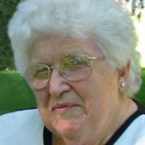 Marguerite Wagstaff Madsen