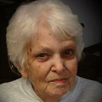 Juanita V. McCullough Estes