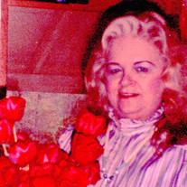 Marie  Opal  McKee Risley