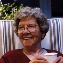 Margaret Elouise Marks