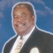 Reverend Kelly F. Webb Sr.