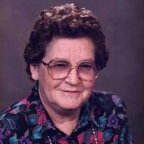 Marjorie Speight Harris