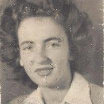 "Margaret ""Jean"" Eugenia Emmel"