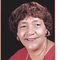 Mrs. Gladys M. Hagans-Clark