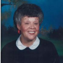 "Mrs. Priscilla ""Pete"" Langley Etters"