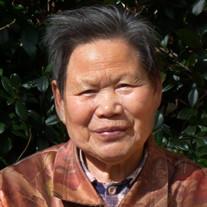 Zhaomei  Cui