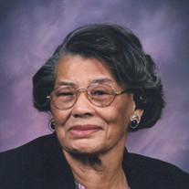 Mrs. Gertrude Cecelia Boone