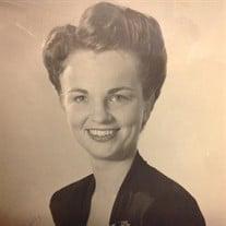 Mrs Betty Jane Olin