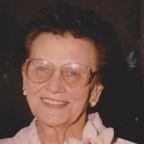 Dorothy I. McGregor