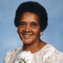 Mrs. Mildred Juanita Johnson