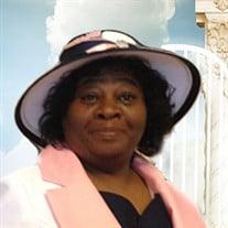Pastor Bettye Fletcher