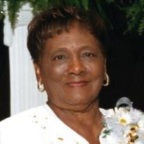 Mrs. Jimmie Ruth Clark - Anderson