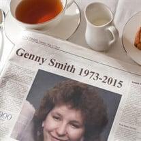 "Virginia ""Genny"" Ann Smith"