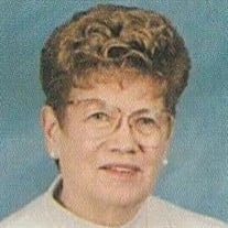 Mary Lou Zombeck