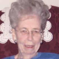 Patsy Josephine Pitt Frasier