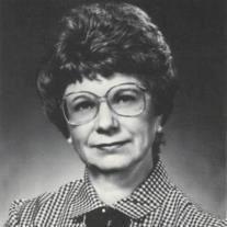 Virginia Florence Oliphant