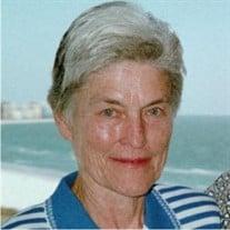 Virginia Coles O' Brien