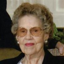 Verna Mae Wing Garrett