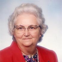 Mrs. Lillie Mae King Parks