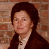 "Bertha W. ""Bea"" Boice"