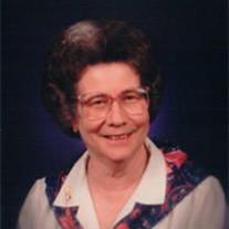 Mrs. Virginia W Hill
