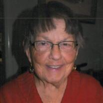 Juanita Mae Thompson