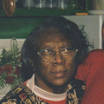 Mrs. Mattie Lou Williams