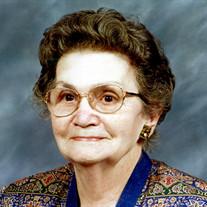Annie  Lou Matthews