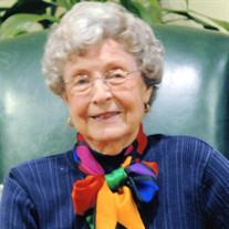 Mrs. Martha Holland Hulsey