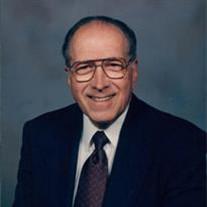 Reverend Ernest Ray Rhodes