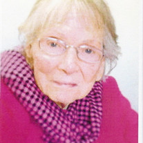 Thelma Gertrude Bennett