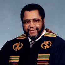 Rev. Charles Andrew Embry Jr.