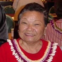 Betty Yuriko Oshiro