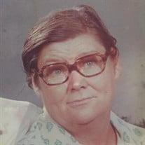 Cora Elizabeth Watts