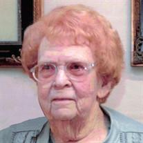 Mrs. Barbara Lou Hawkins Gainey