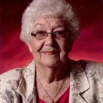 Marjorie Jeanette Hammond