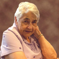 Mrs. Effie Mae Benson