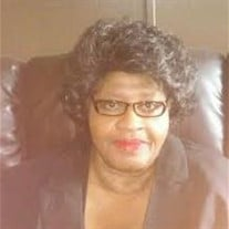 Mrs.  Joyce Marie Williams  Jeffery