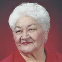 Margaret Cruz Munoz Valencia