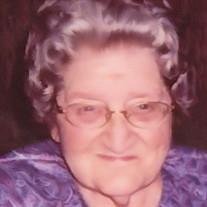 Mrs. Virginia Rose Clark