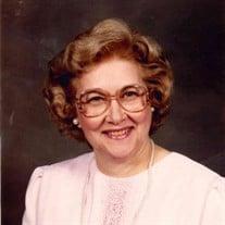 Mrs. Elizabeth Ellis Shirley