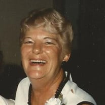 Thelma Jeanette Crosslin