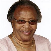 Mrs. Jeanette H. Stroman