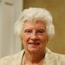 Mrs. Mary Greenwood Mashburn
