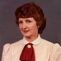 Marjorie Helen Pitt